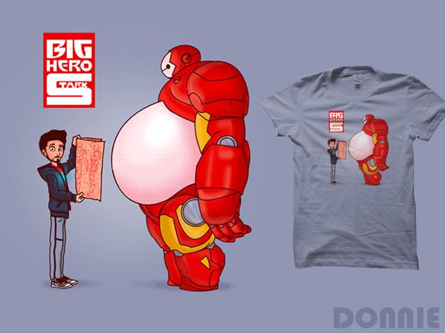 Big Hero Stark