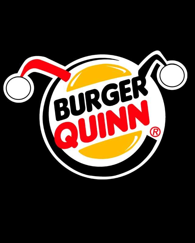 Burger Quinn!