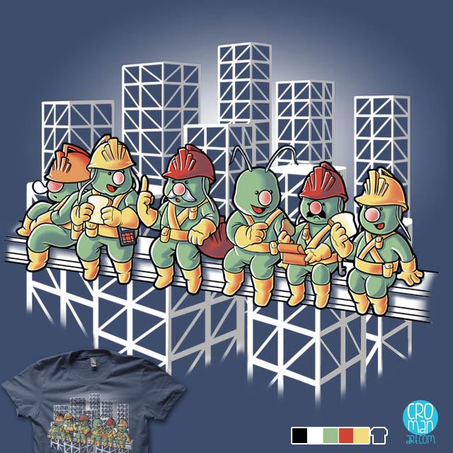 Doozers Workers