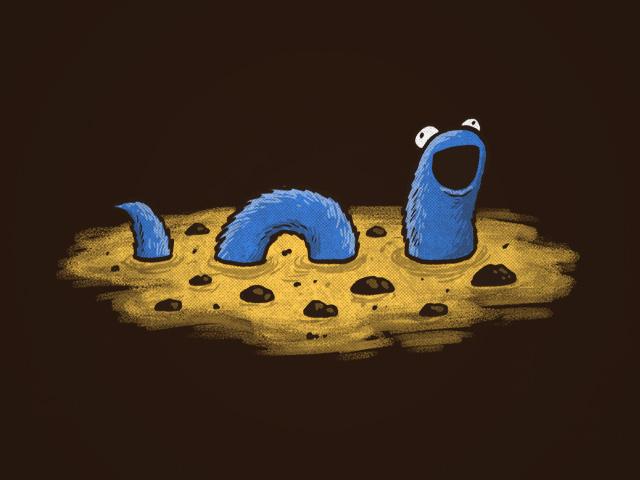 Cookie Loch Monster