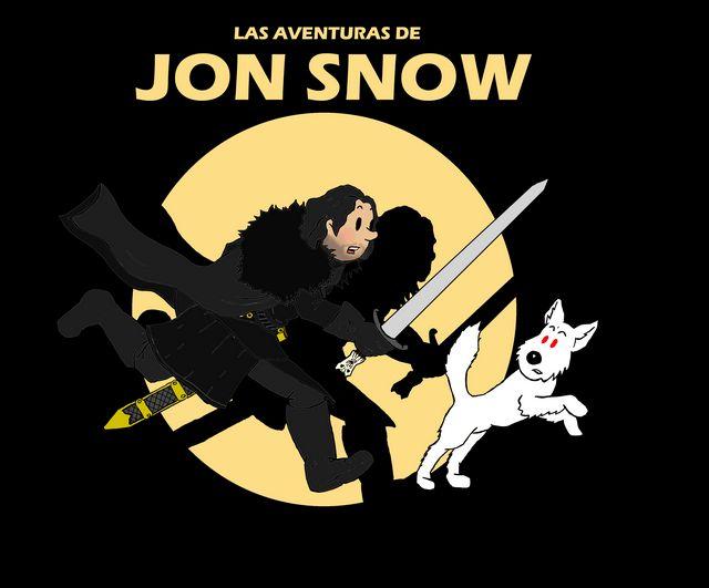 Las aventuras de Jon Snow