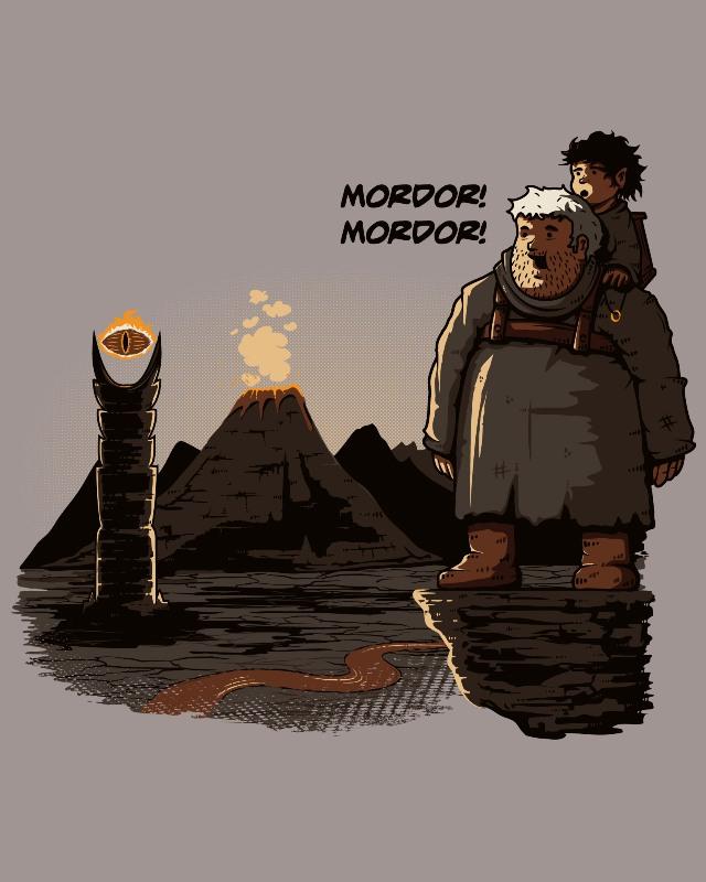 Mordor Hodor