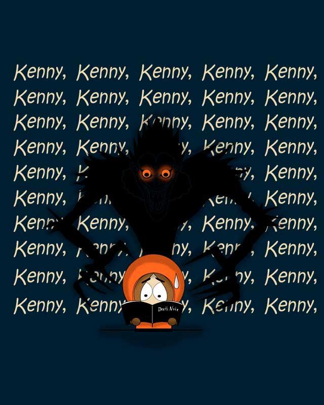 Kenny, Kenny, Kenny..
