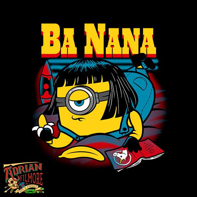 BA NANA FICTION