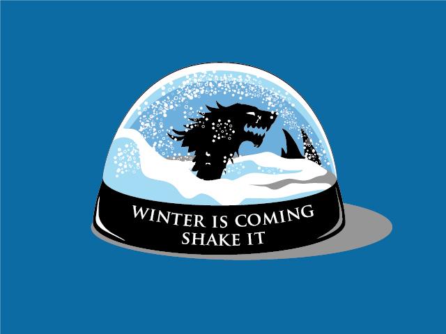 Winter is coming ��Mu�velo!!