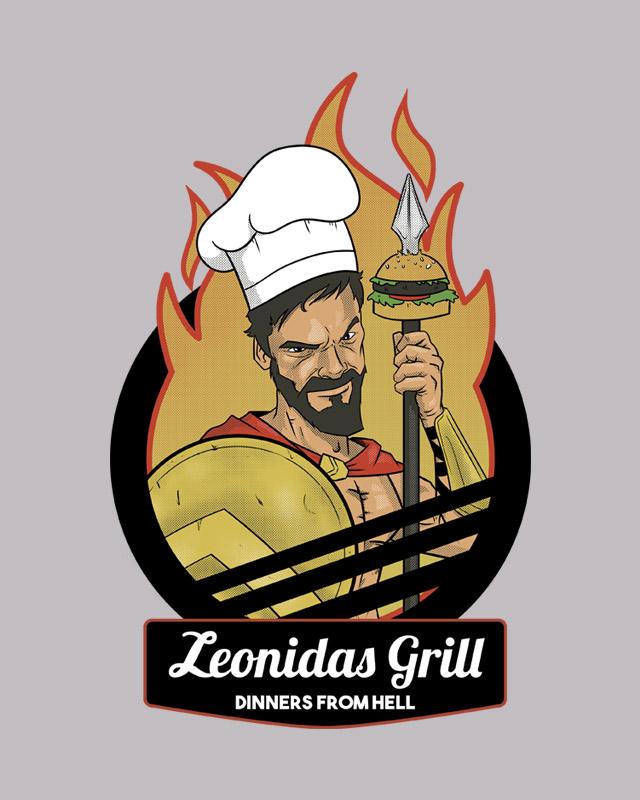 Leonidas Grill
