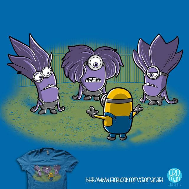 Minions world