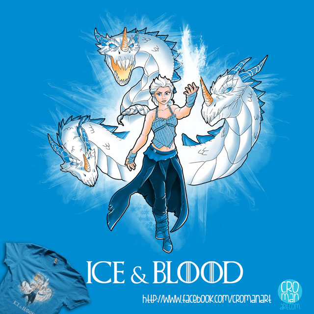 Ice & Blood