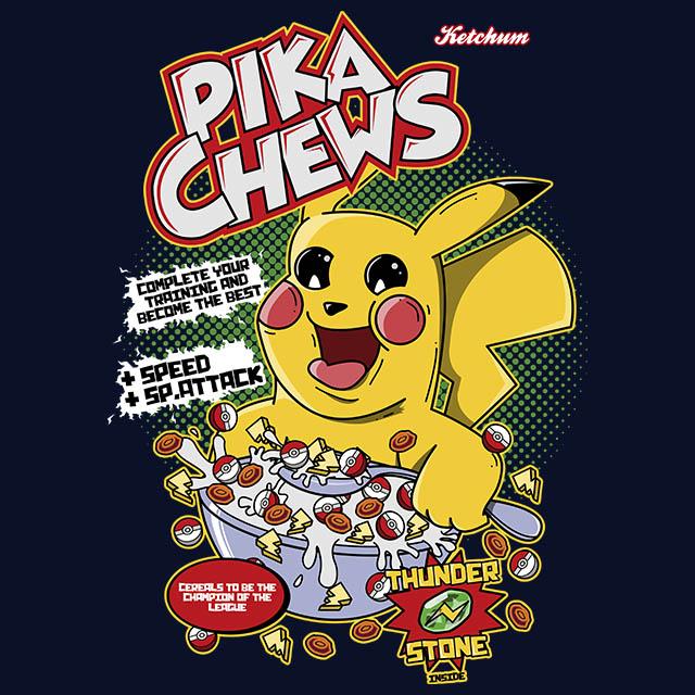 Pikachews