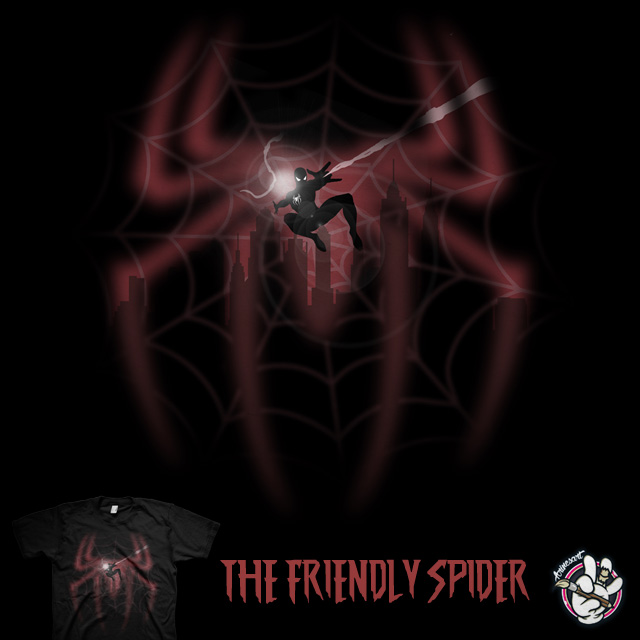 The Friendly Spider