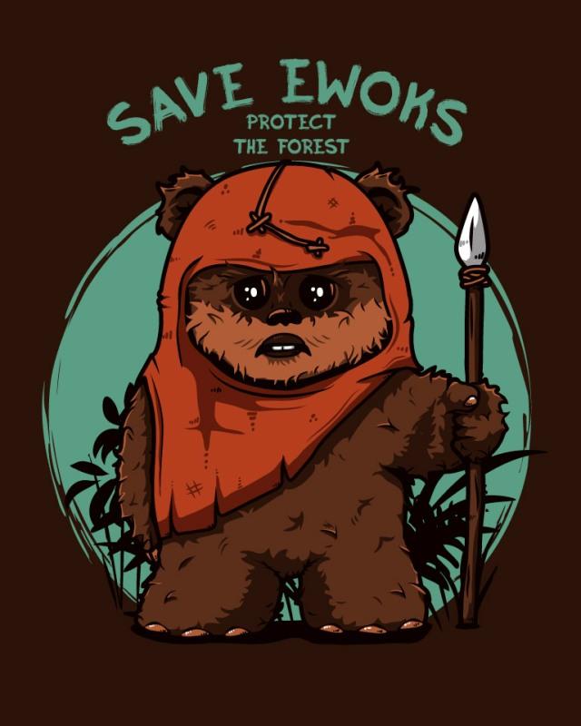 Save ewoks