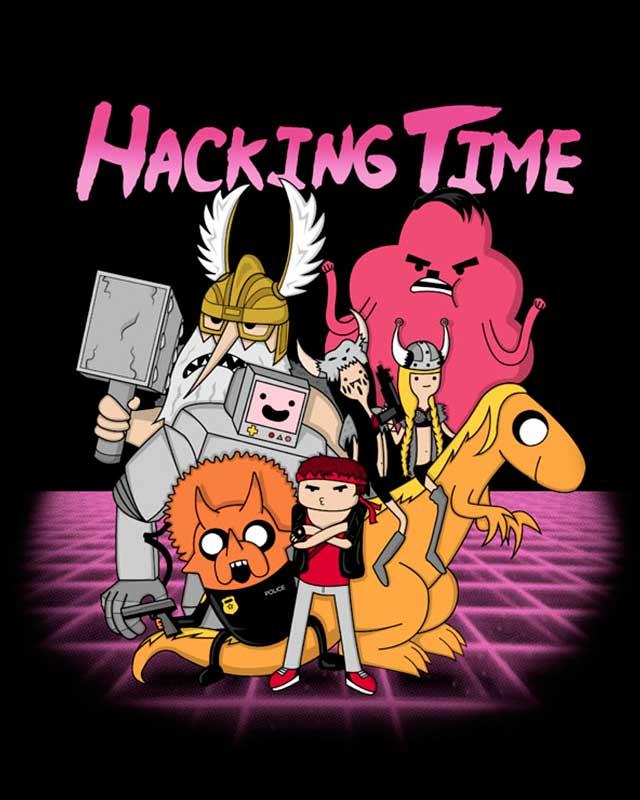 Hacking time!