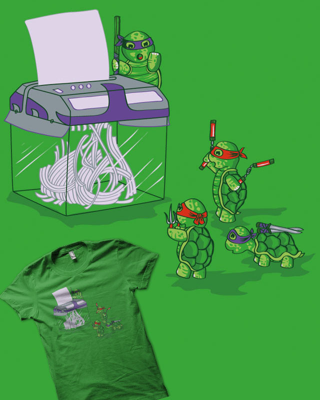 Shredder Fight