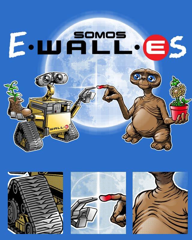 E-WALL-ES!