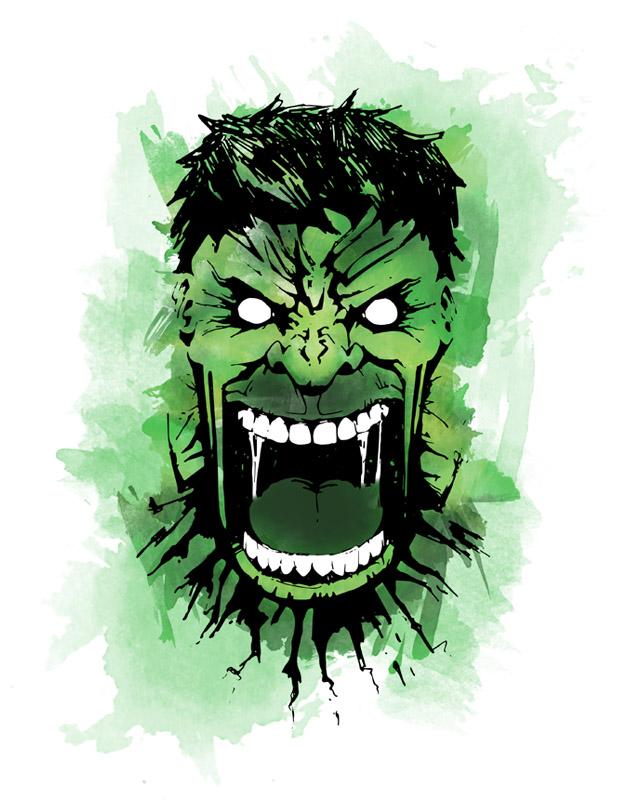 Splatter Hulk