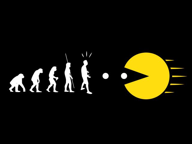 Evoluci�n Comecocos