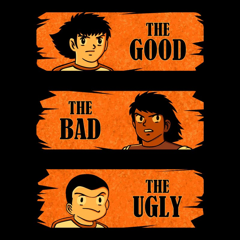 The Good The Bad The Ugly de Pampling.com