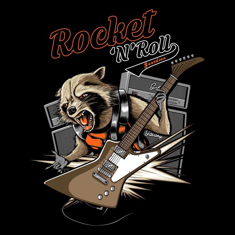 Rocket 'N Roll de Pampling.com