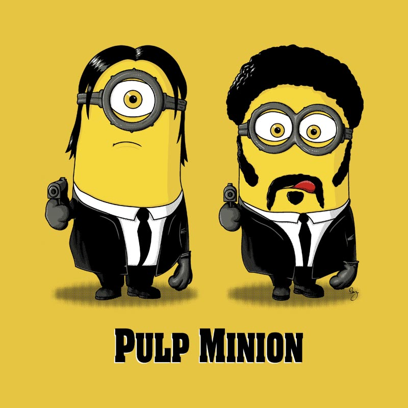 Pulp Minion de Pampling.com