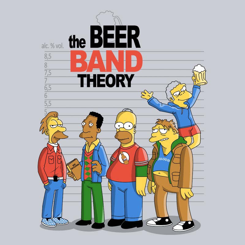 The Beer Band Theory de Pampling.com